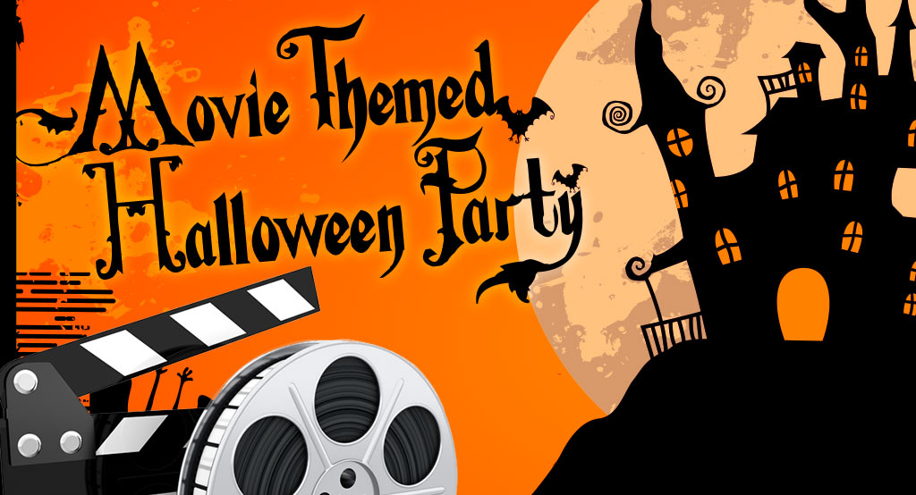 Movie-Themed Halloween Party Ideas