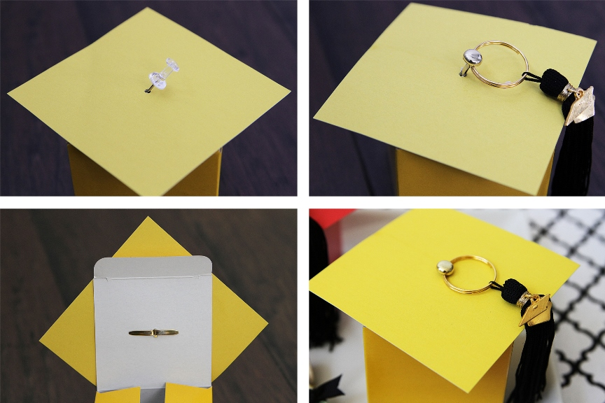 Graduation Favor Box