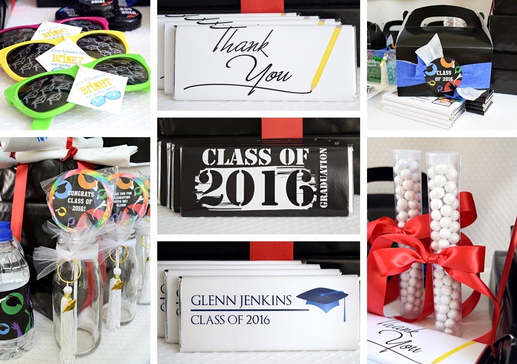 Grad Favor Ideas