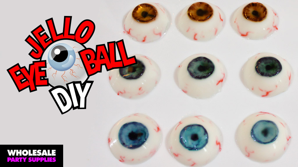 Gelatin Eyeballs Feature