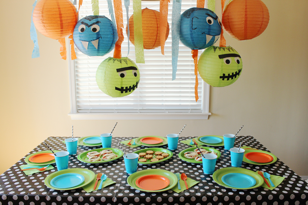 Monster Mash Table