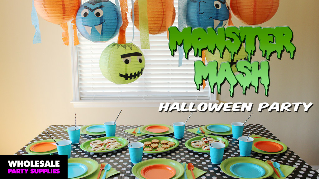 Monster Mash Party Feat