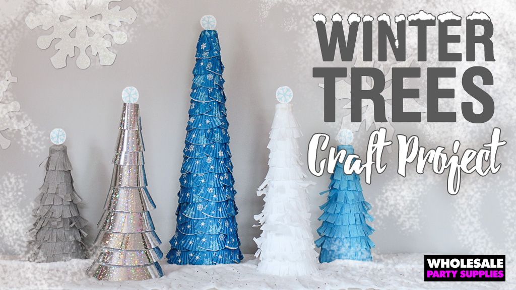 Holiday Trees Craft