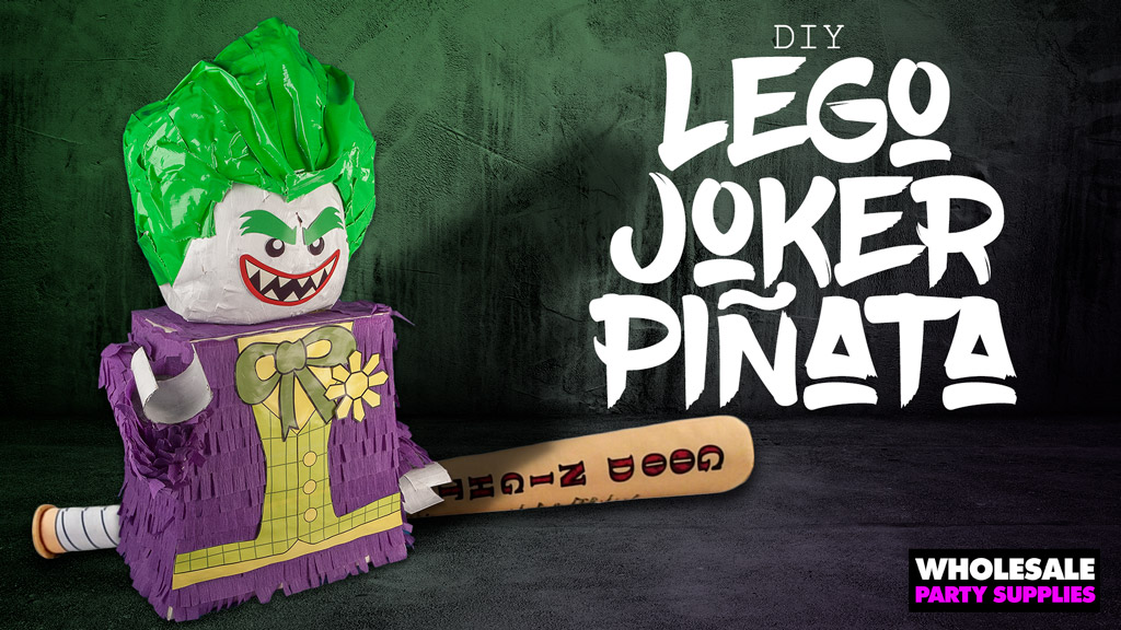 Joker Pinata Feature