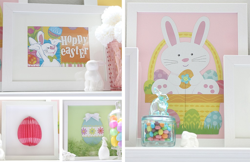 Easter Decorating Mantel Ideas easter mantel decorating ideas | party ideas & activities