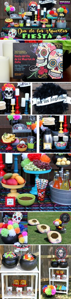Day of the Dead Party Pinterest Guide
