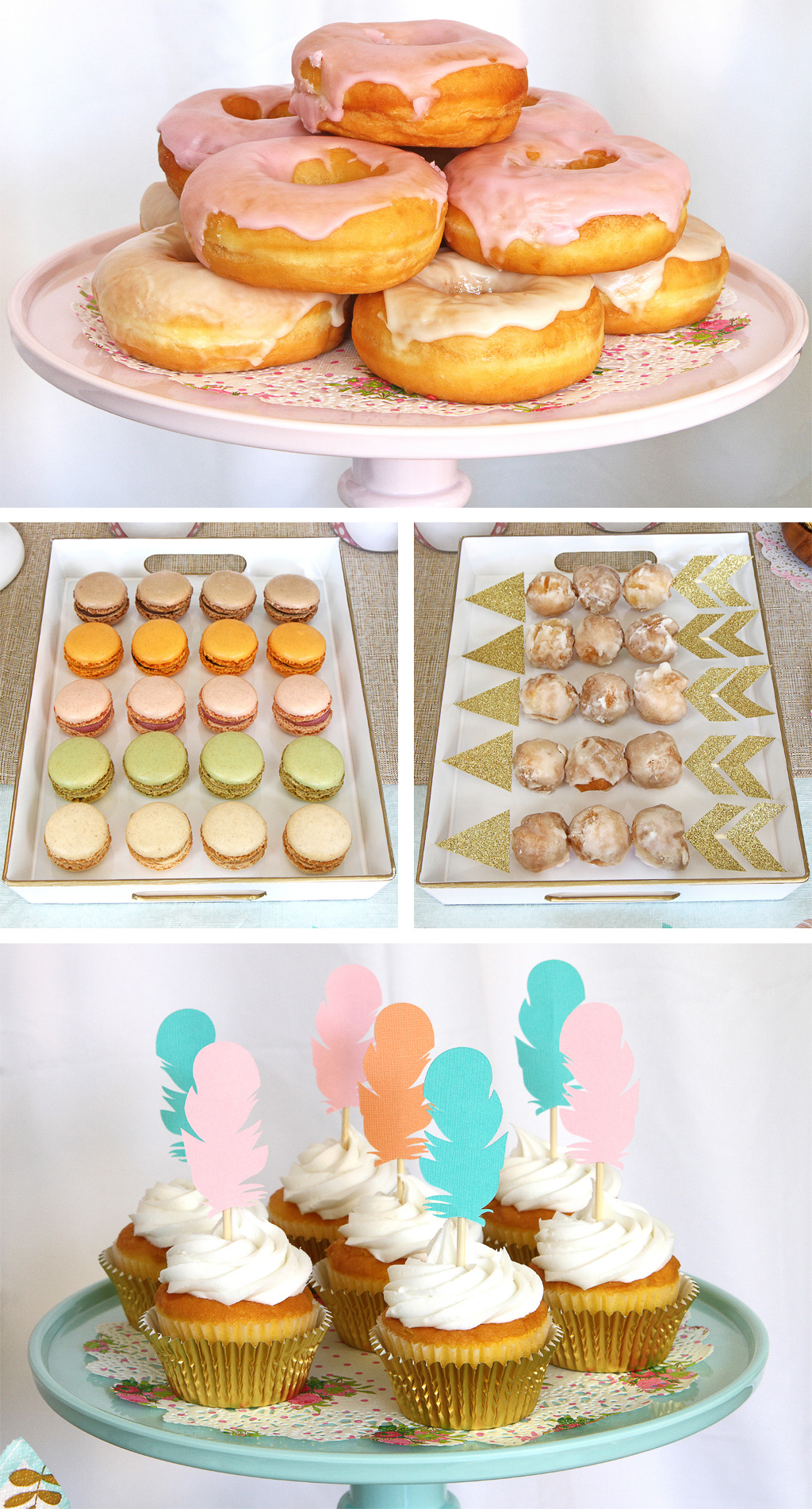 Cozy Boho Birthday Party Food Ideas