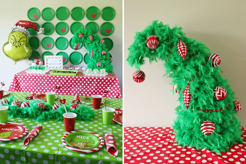 diy whoville christmas tree party ideas activities by wholesale