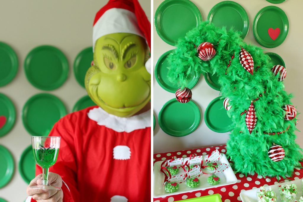 Grinch Party Ideas