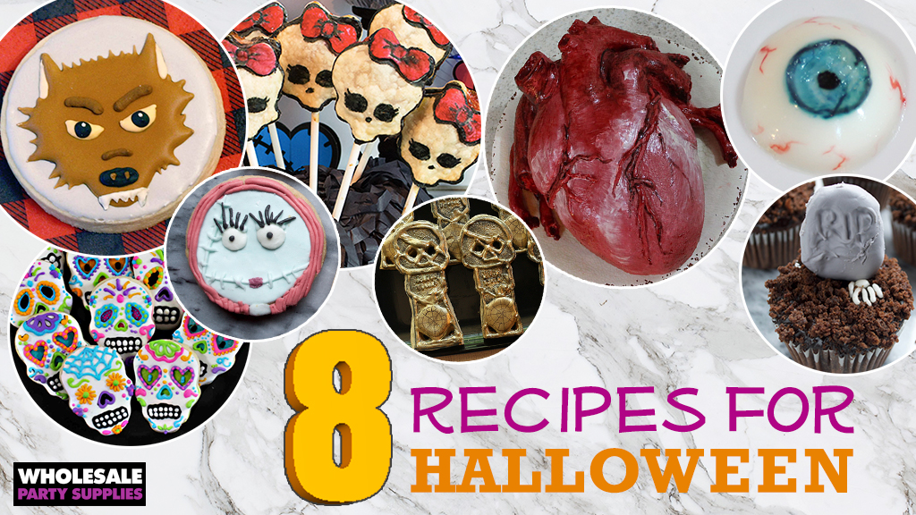 8 Halloween Dessert Recipes