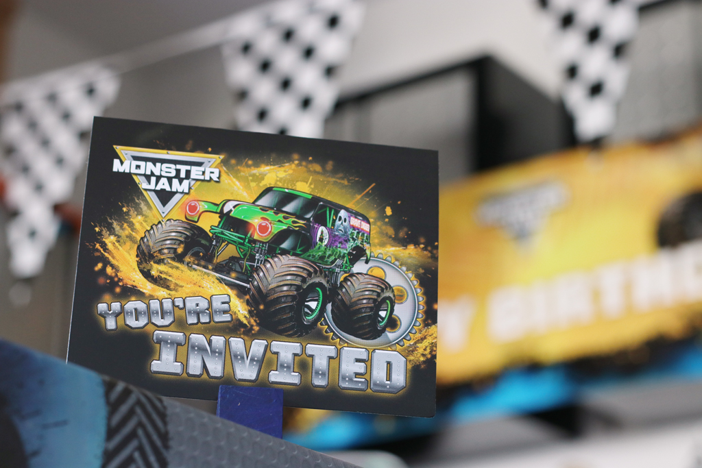 Monster Truck Party | Party Ideas & Activities by Wholesale Party ...