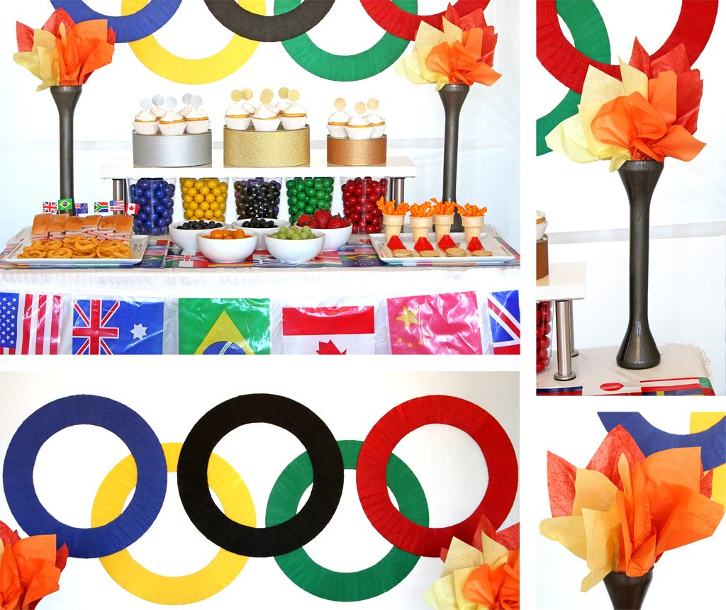 Olympics Watch Party Ideas