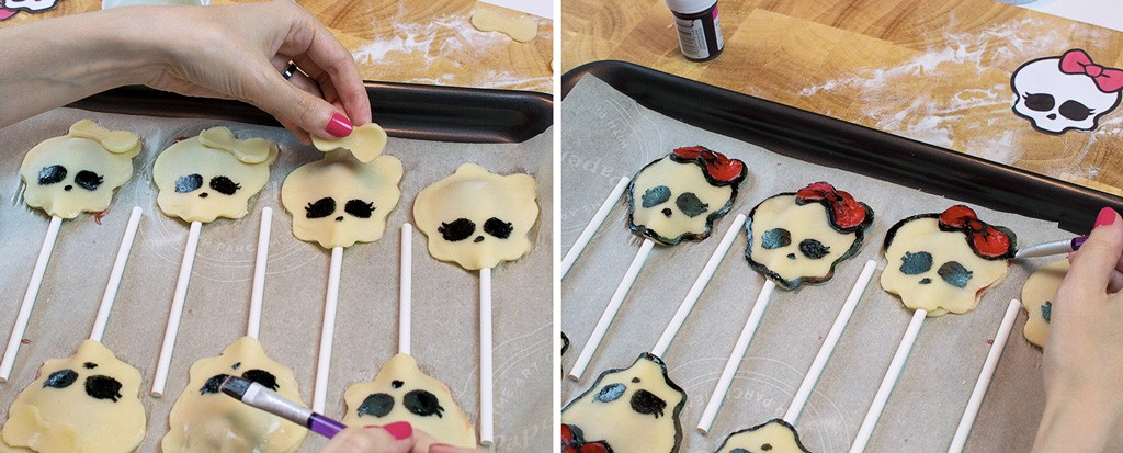 Monster High Pie Pops Recipe and Tutorial