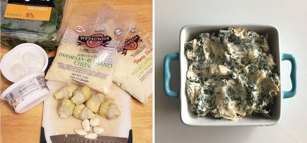 Seven Deadly Dips Sloth Spinach Artichoke Slow Cooker