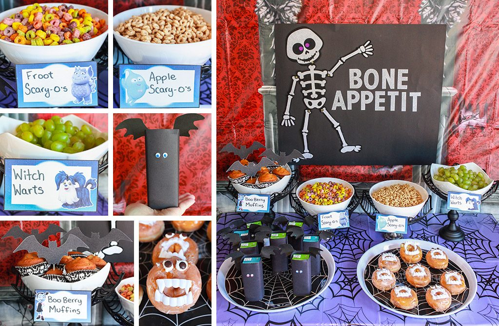 Vampirina Party Food