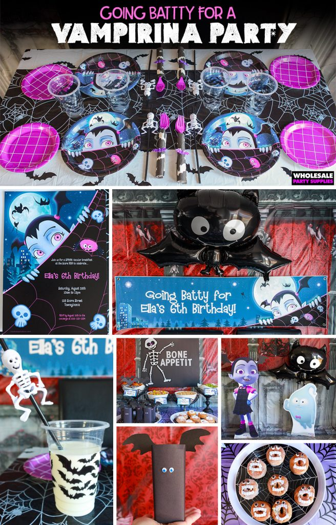 Vampirina Party Ideas Pinterest Guide