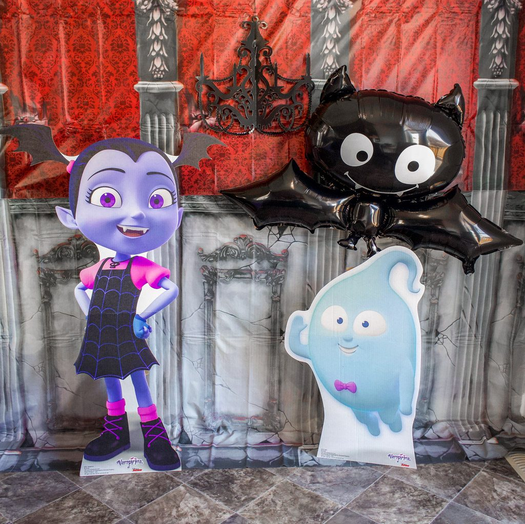 Vampirina Party Photo Booth