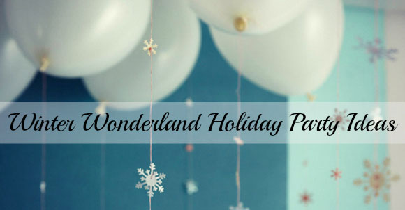 Winter wonderland party ideas party ideas amp activities by wholesale